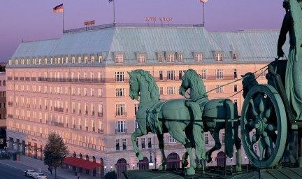 NUVO Magazine: The Adlon Kempinski