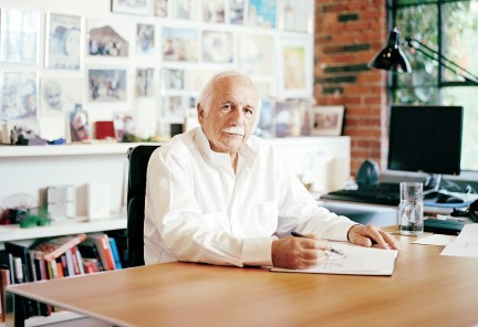 NUVO Magazine: Moshe Safdie