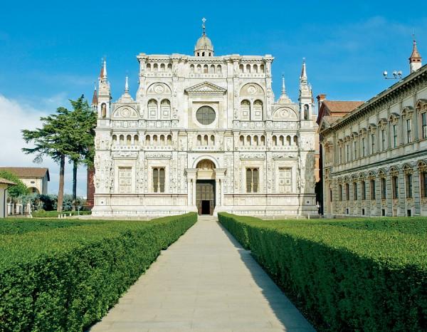 NUVO Magazine: Certosa di Pavia