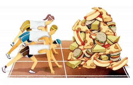 NUVO Magazine: Gluttony Of Sport