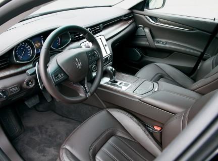 NUVO Magazine: The New Maserati Quattroporte