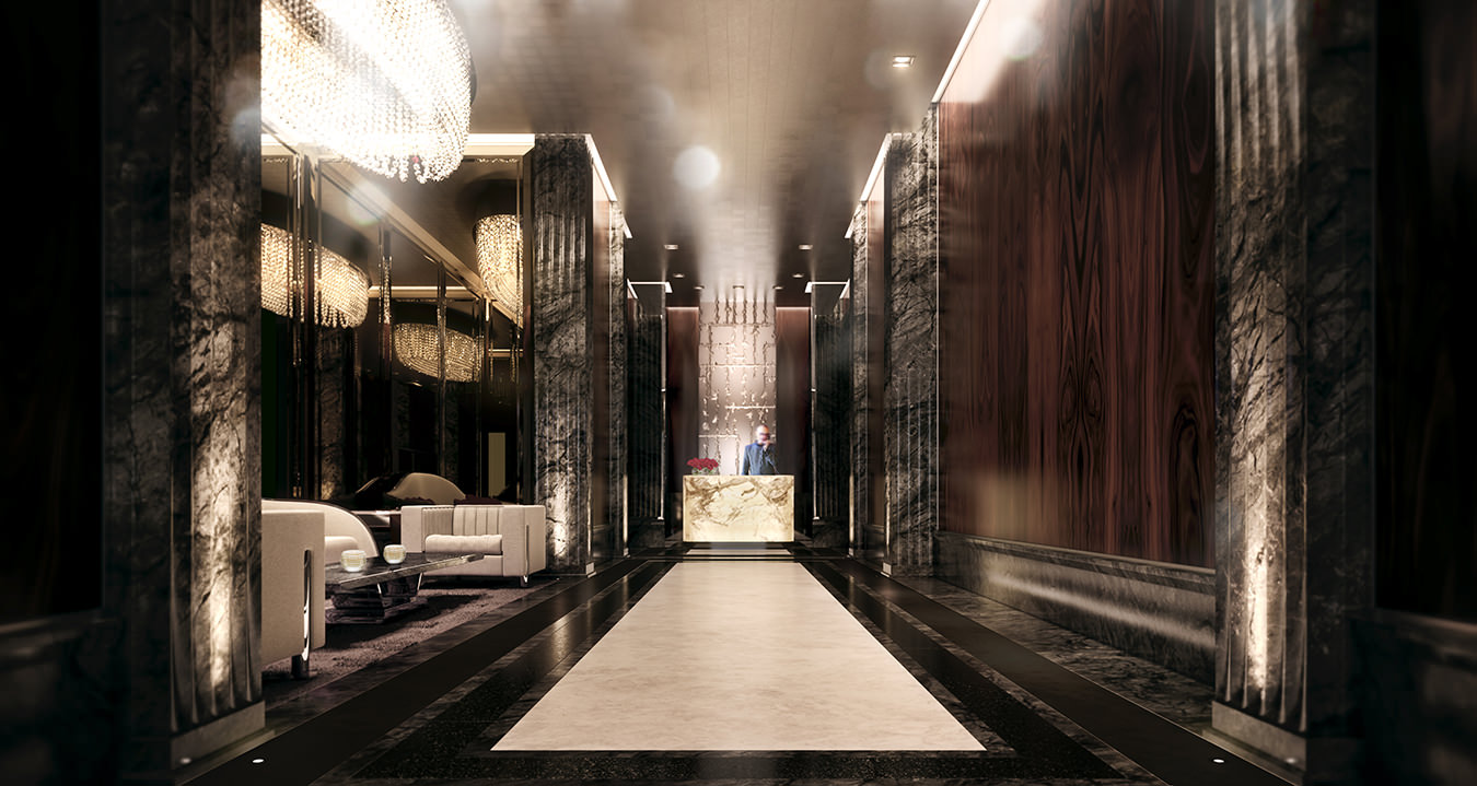 Baccarat Hotel Amp Residences New York Nuvo