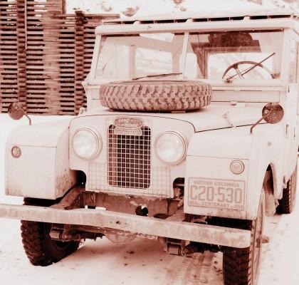 NUVO Magazine: Land Rover, Land Rover