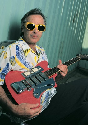 NUVO Magazine: Ry Cooder