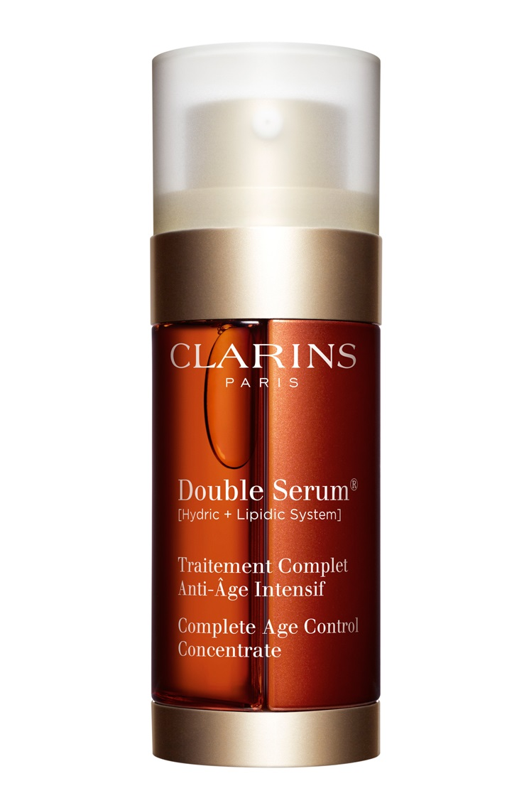NUVO Daily Edit: Clarins Double Serum