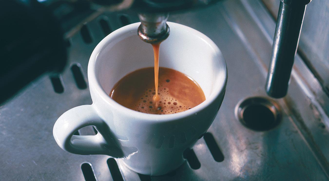 NUVO: L'Arte dell'Espresso