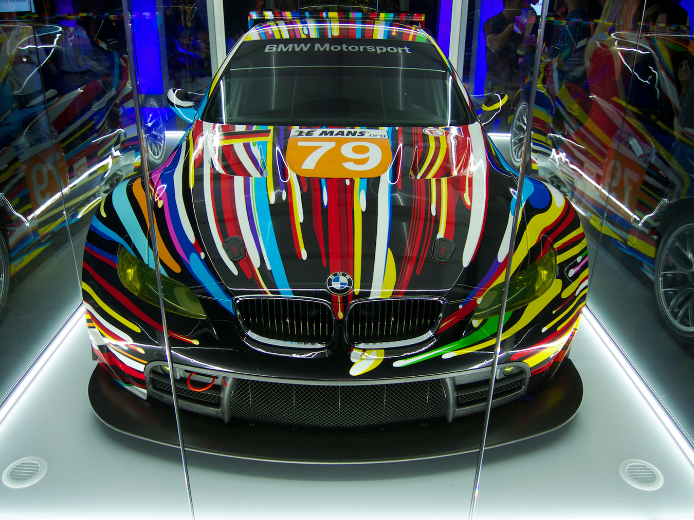 NUVO Daily Edit: BMW Art Cars