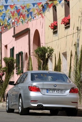 NUVO Magazine: BMW in Sardinia