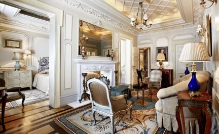 NUVO Magazine: Grand Bretagne Hotel, Athens