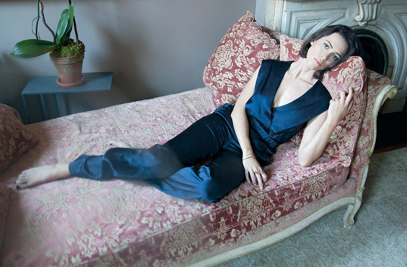 NUVO Magazine: Rebecca Hall