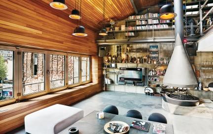 NUVO Magazine: Karaköy House