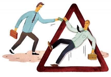 NUVO Magazine: Profiting From Market Turmoil