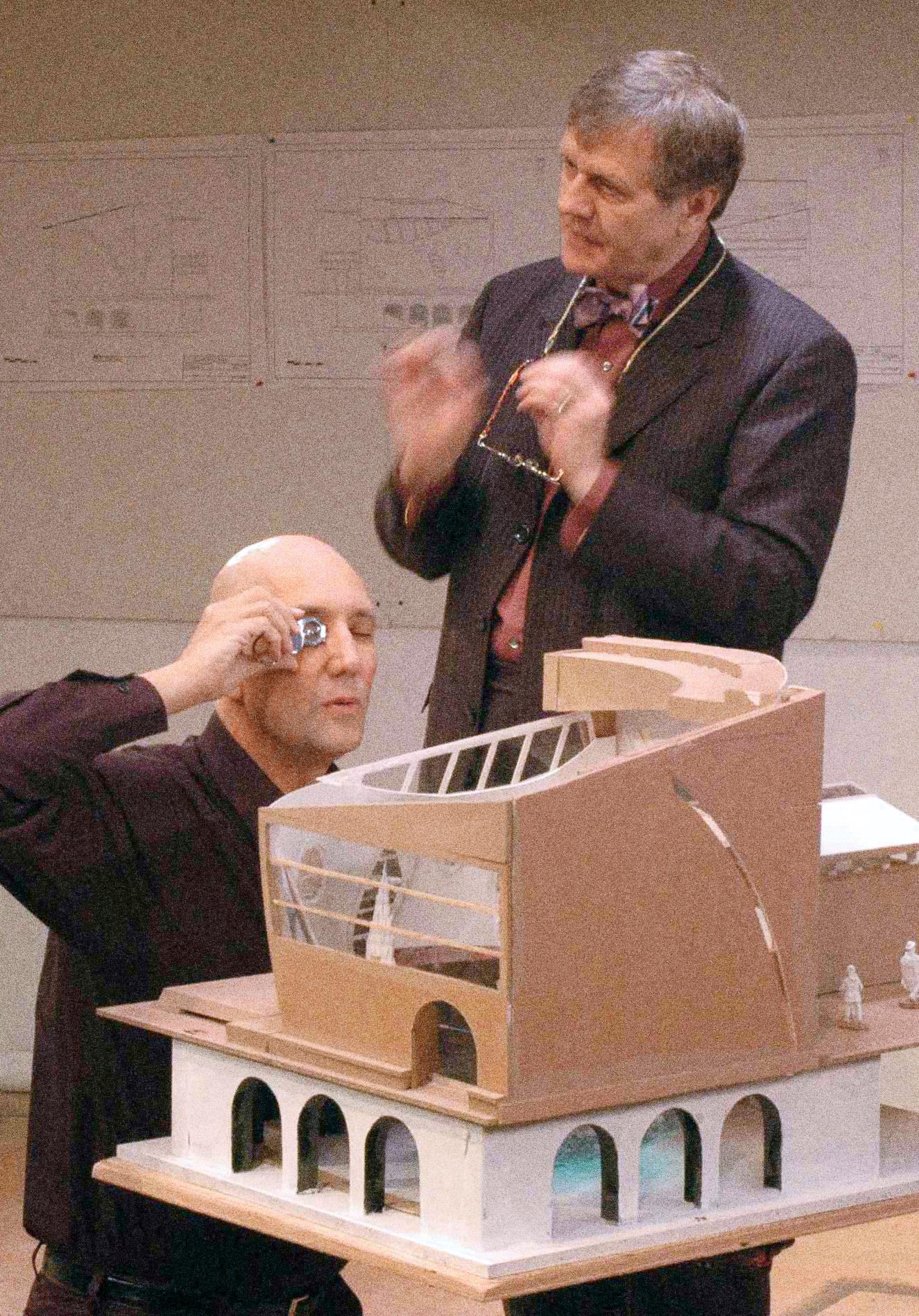 NUVO Magazine: Oren Safdie's Architecture Plays