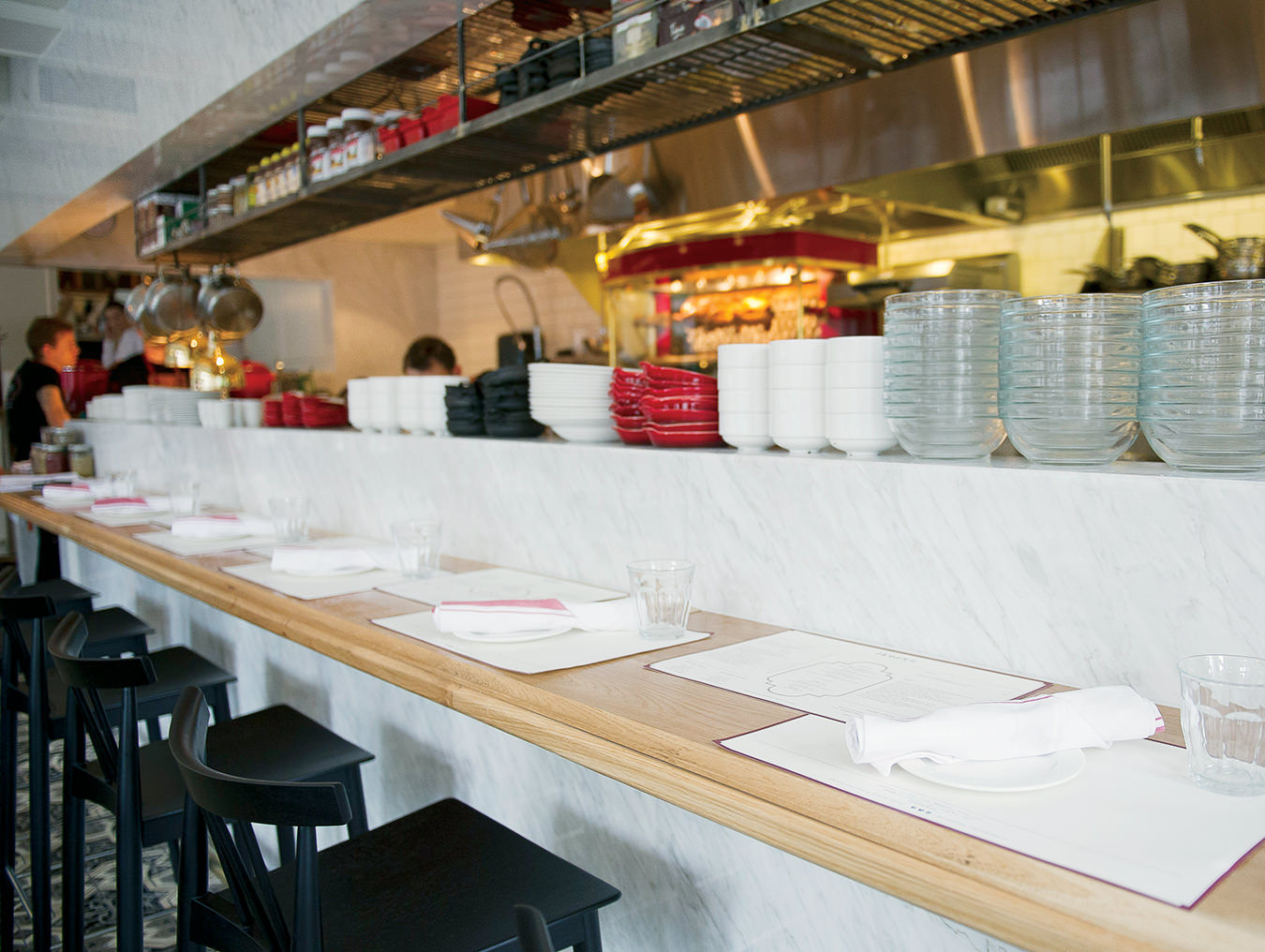 NUVO Magazine: The Homer St. Cafe and Bar