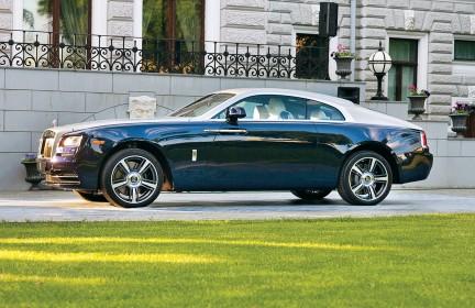 NUVO Magazine: The Rolls-Royce Wraith