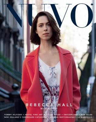 NUVO Magazine Spring 2014 Featuring Rebecca Hall