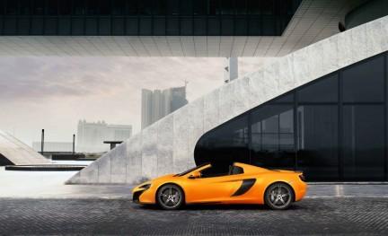 NUVO Daily Edit: McLaren 650S