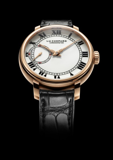 NUVO Blog: Chopard at Baselworld