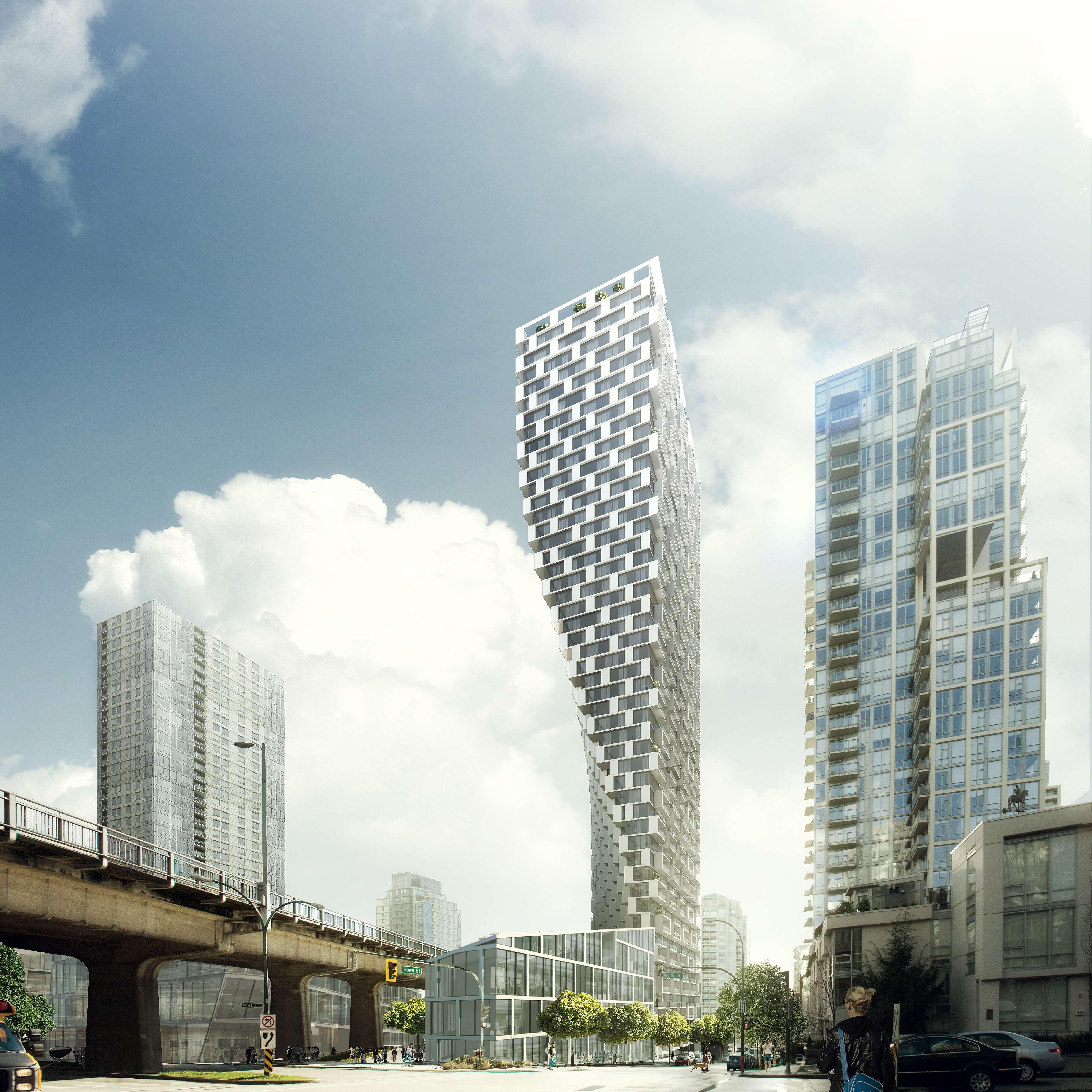 NUVO Daily Edit: Bjarke Ingels's Vancouver House
