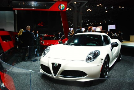 NUVO Daily Edit: New York International Auto Show