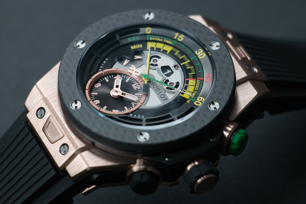 NUVO Magazine: Sport Watches Baselworld