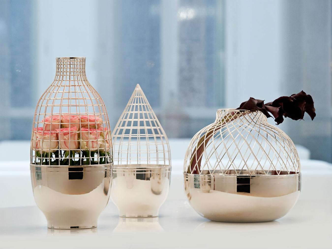 Grid Vases by Jaime Hayon   NUVO on