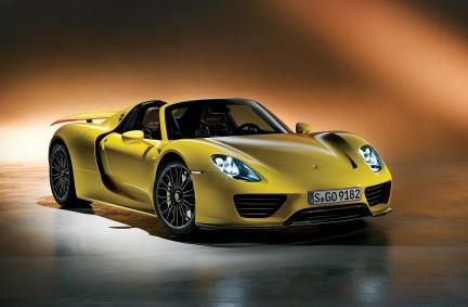 NUVO Magazine: Porsche 918
