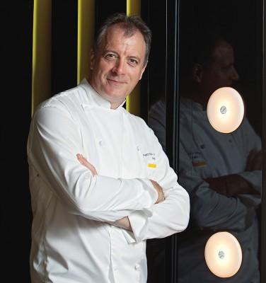 NUVO magazine: Chef Patrick Henriroux