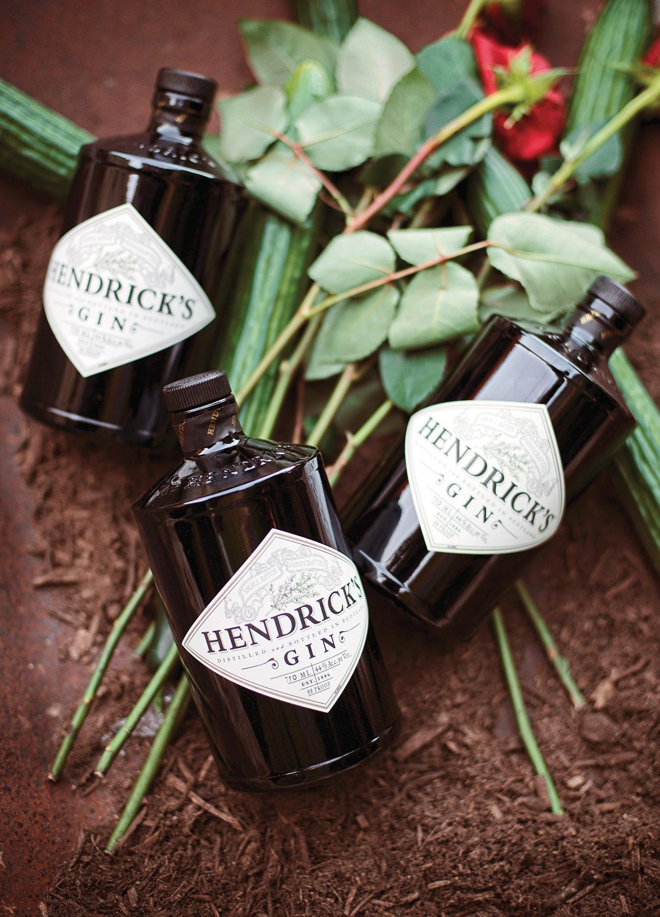 NUVO magazine: Hendrick's Gin