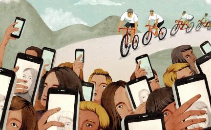 NUVO magazine: Selfie Overload
