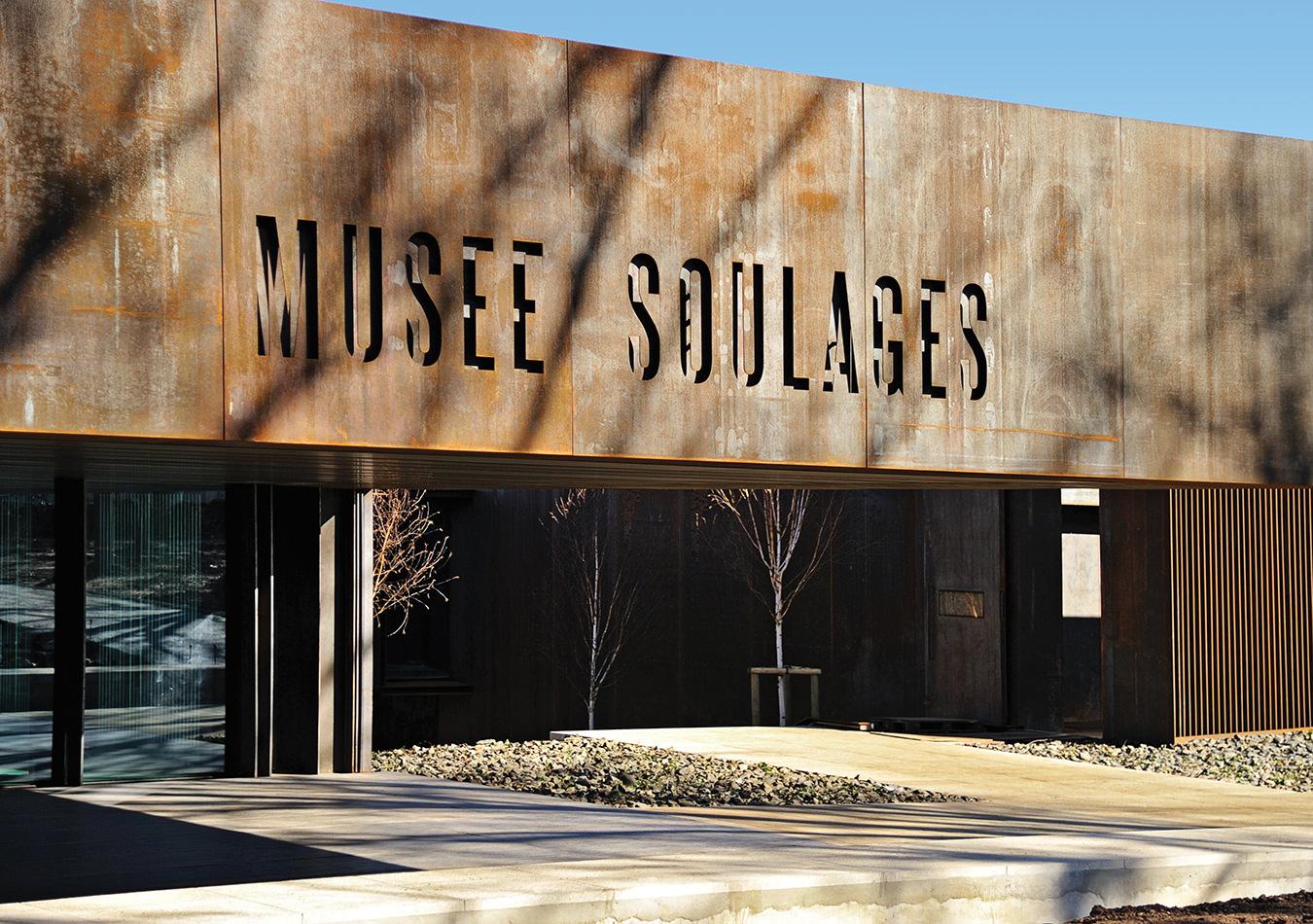 NUVO magazine: Musée Soulages