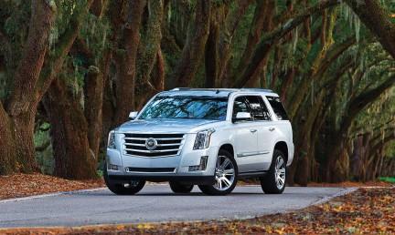 NUVO magazine: 2015 Cadillac Escalade