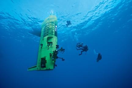 NUVO Daily Edit: James Cameron Deepsea Challenge 3D