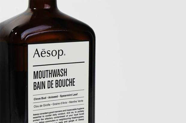 NUVO Daily Edit: Aesop Mouthwash