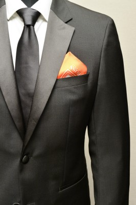 NUVO Daily Edit: Hugo Boss TIFF Pocket Square