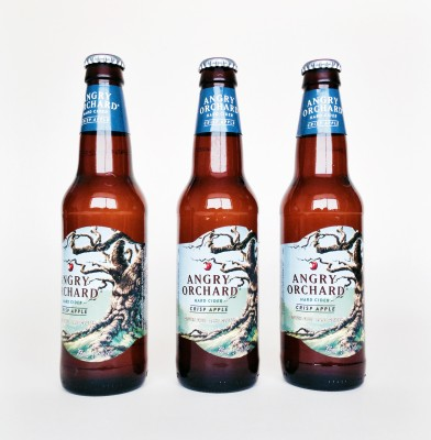 NUVO Daily Edit: Angry Orchard Crisp Apple Cider
