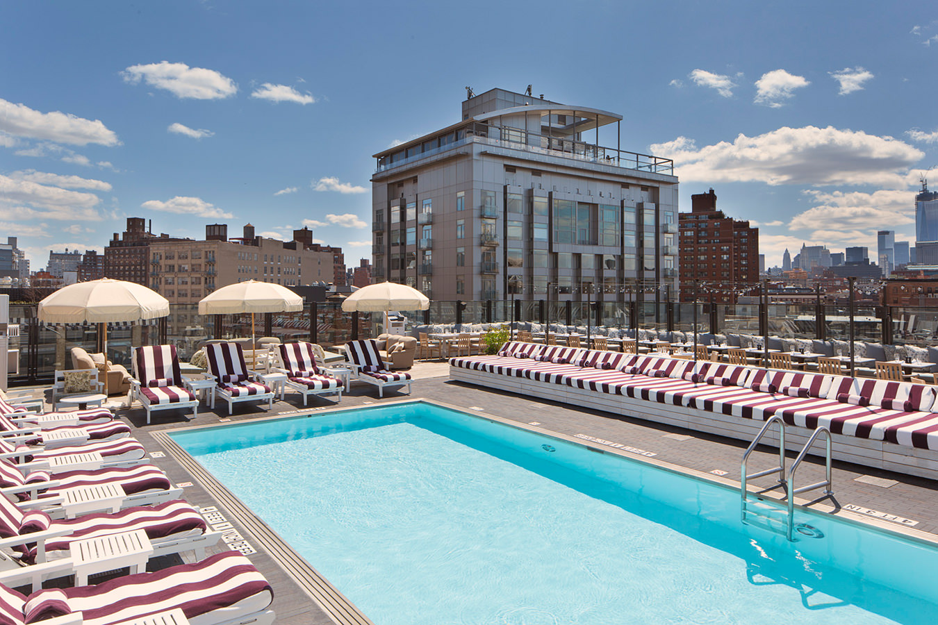 new york hotels with rooftop swimming pools soho house founder nick jones nuvo