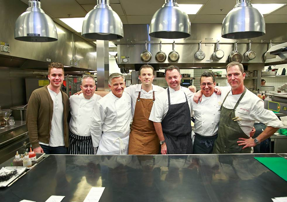 NUVO Daily Edit: Hawksworth Young Chef Scholarship Final