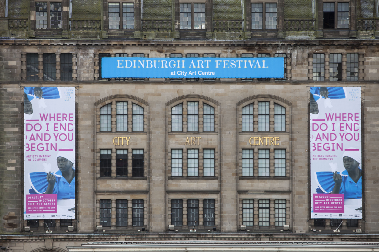 NUVO Daily Edit: Edinburgh Art Festival