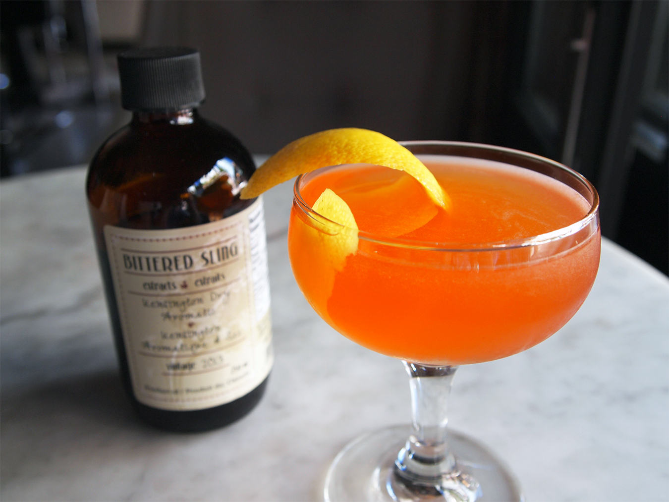 NUVO Daily Edit: Madam Geneva Cocktail