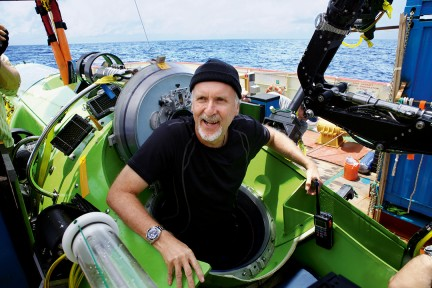 NUVO Magazine: Chronicle, Rolex and James Cameron