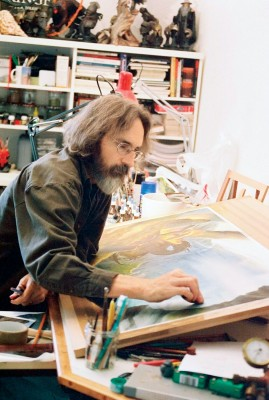 NUVO Magazine: Inquiring Minds, John Howe