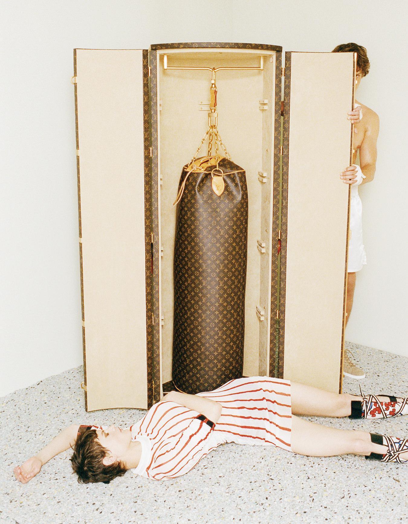 NUVO Magazine Winter 2014: Inquiring Minds, Louis Vuitton