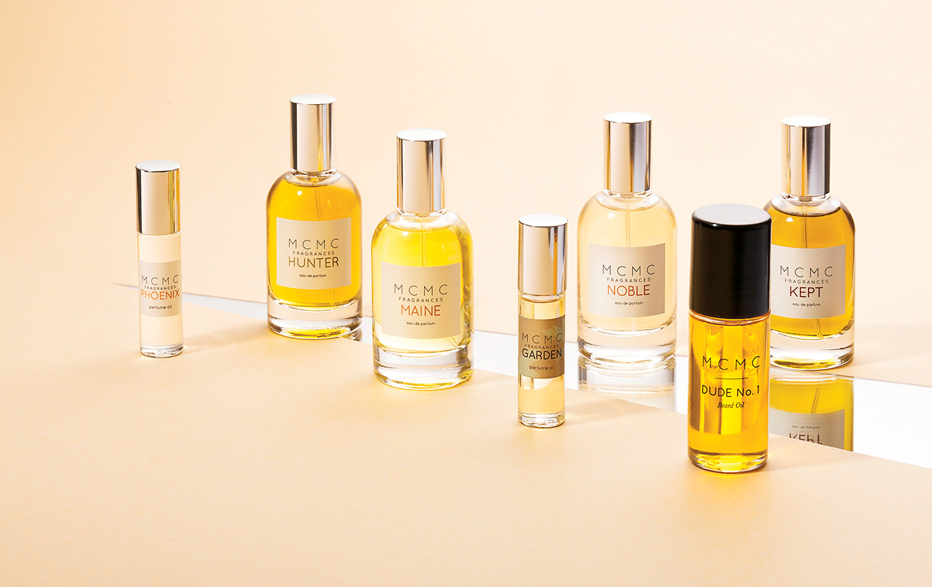 NUVO Magazine: Looking Good, MCMC Fragrances