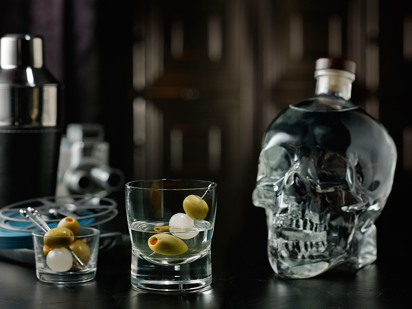 NUVO Daily Edit: Crystal Head Vodka