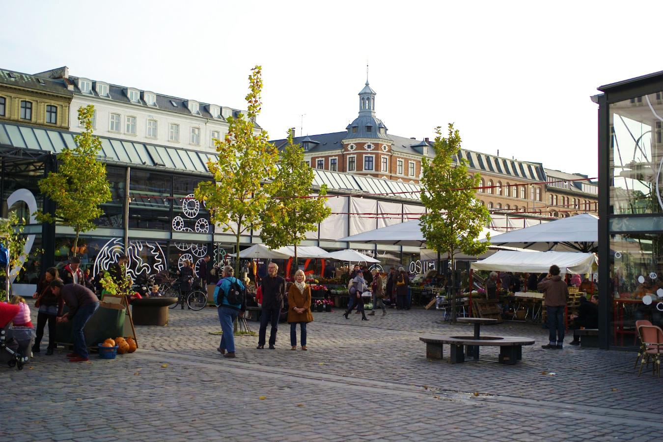 NUVO Daily Edit: Copenhagen Market