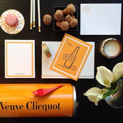 NUVO Daily Edit: Veuve Clicquot Holiday Collection