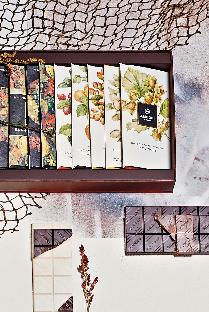 NUVO Spring 2015: Amedei Chocolate