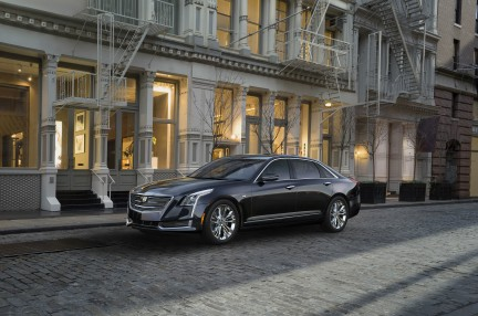 NUVO Daily Edit: New York International Auto Show Cadillac