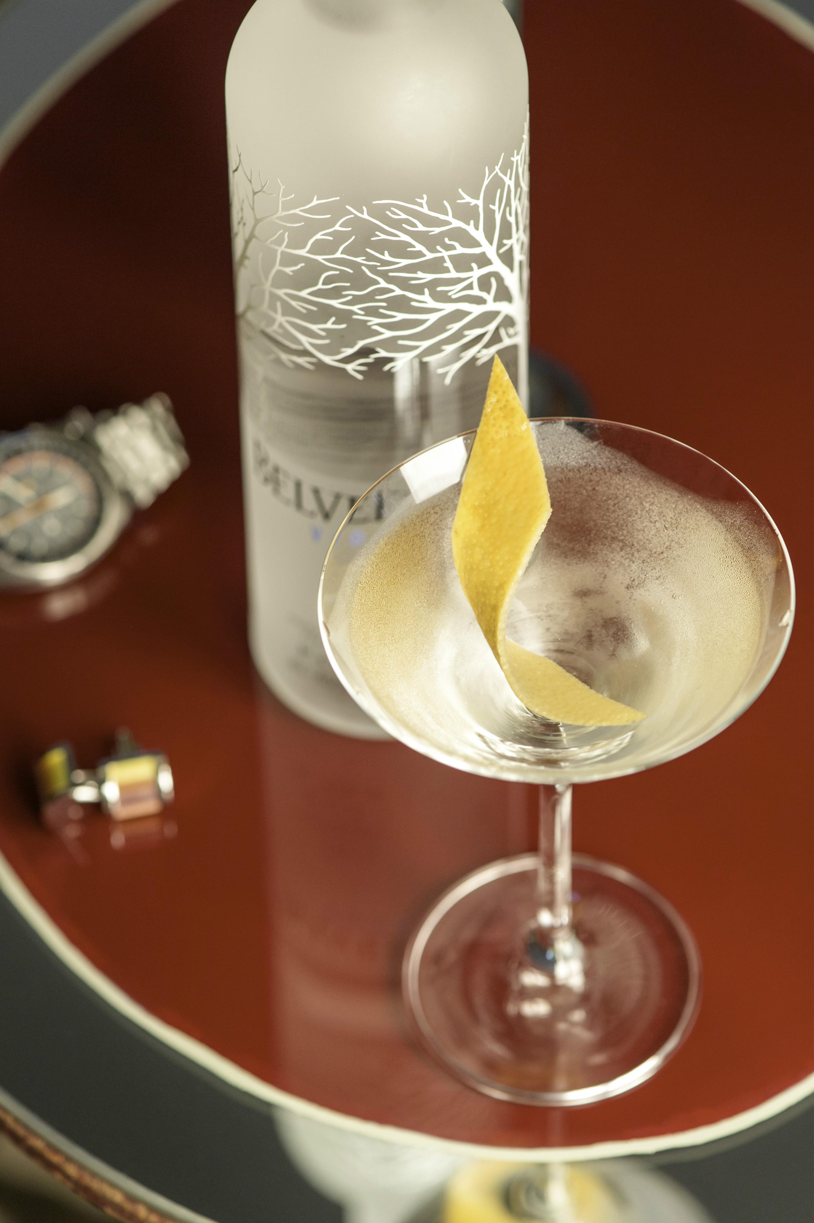 NUVO Daily Edit: Belvedere Martini